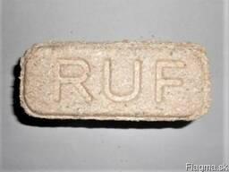 Древесные топливные брикеты RUF