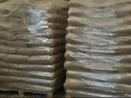 Пеллеты (древесные топливные гранулы) А1, А2