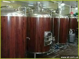 Пивоваренное производство - пивзавод мини пивоварня 200 л