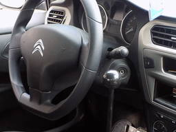 Ručné ovládanie vozidla pre telesne postihnutých