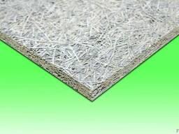 Wood wool cement board / Cementová doska z drevenej vlny
