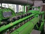 Б/У газовый двигатель Jenbacher 616 GS 02, 1942 Квт, 1999 г. - фото 6