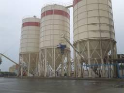 Оборудование для выгрузки цемента 60-150 т/час Швеция