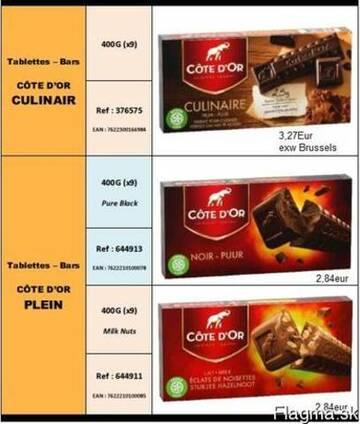 Corte d´or шоколад 400г