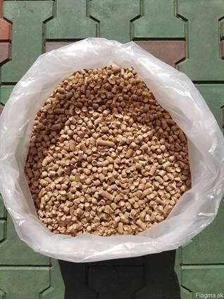 Древесные пеллеты (wood pellets)
