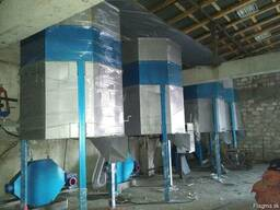 "Drying complex ""SVH"" (the dryer""SVH"")"