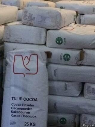 Какао натуральный Tulip