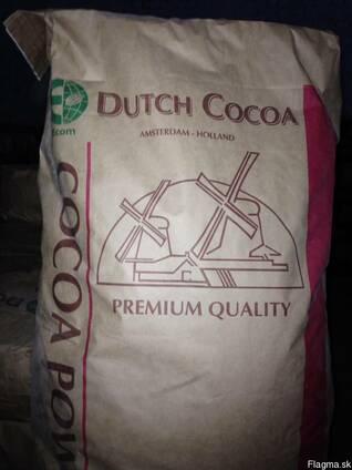 Какао порошок натуральный Dutch holland
