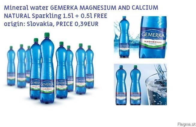 Mineral water Gemerka