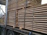 Oak lumber/timber/board unedged, half-edged, edged - photo 5