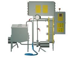 Пастеризатор для производства сыра и сливок 2 т/ч УЗМ-2, 0П