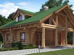 Продажа деревянных домов и бань срубы