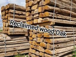 Sell old reclaimed oak beams