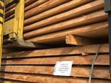 Unedged sawn timber, pine - photo 1