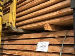 Unedged sawn timber, pine