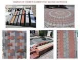 Вибропресс для производства тротуарной плитки R-500 Базовый - фото 8