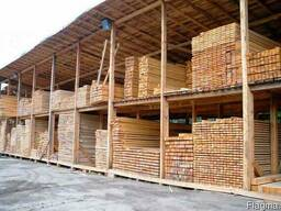 We offer the supply of lumber Belarus