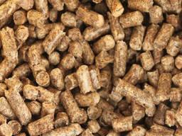 Wood fuel granules (Pellets)