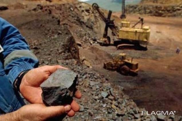 Железная руда кусковая Мин. 62%